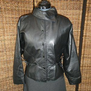 Dero Enterprises By Rocco Vintage Leather Jacket